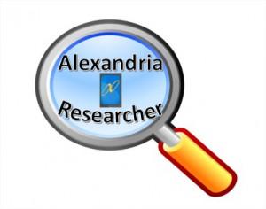 Alexandria Researcher - PowerPoint