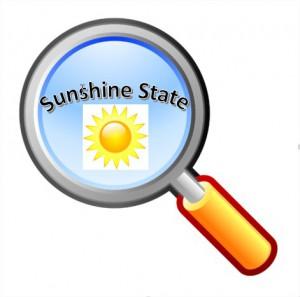 Sunshine state - PowerPoint