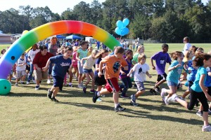Welcome to the 3rd annual Mustang Gallop The kids ran their hearts out running 10,018 laps! Helping to raise money for the school.